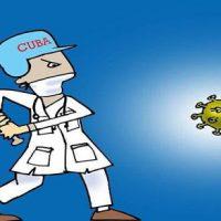 Covid Cuba Batter