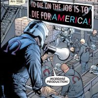 Covid To Die On The Job Is To Die For America